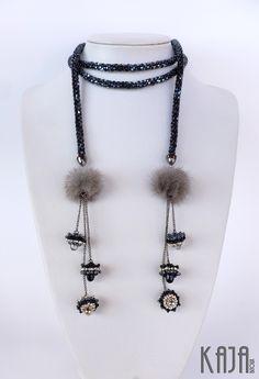 Karolína Emingrová necklace
