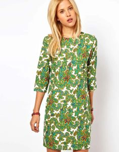 ASOS Shift Dress In Paisley Print | Sumally