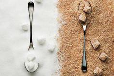 i danni dello zucchero bianco