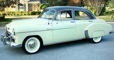 1950 Chevrolet Styleline Deluxe