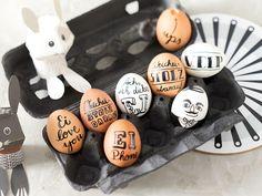 Ostereier - kreativ und raffiniert verziert! - talking-eggs  Rezept