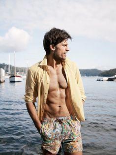 Nikolaj Coster Waldau Poses for Photos in C for Men, Talks Jaime Lannisters Complexities | Pinterest: Natalia Escaño
