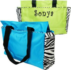 Office Totes | Embroidered Office Totes | Personalized Office Totes