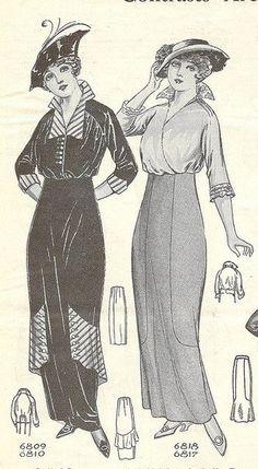 """""""Needlecraft magazine"""" 1914"""