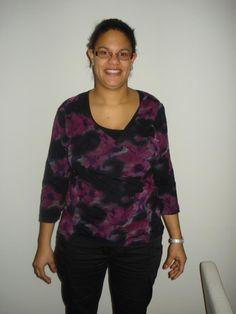 shirt knipmode, grote maat, te gebruiken tijdens zwangerschap