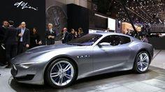 Maserati To Launch Alfieri Sports Car, Kill GranTurismo Convertible By 2018