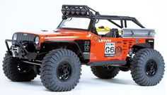 RC Driver reviews the Axial SCX10 G6 Jeep Wrangler.