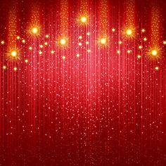 Christmas Backdrop red sparkle glitter by BestBackdropCenter