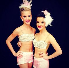 Gorgeous talented girls