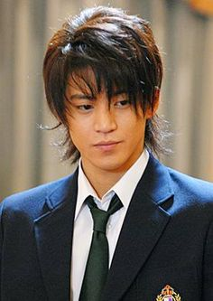 Shun Oguri as Shinichi Kudo for Detective Conan live action its just getting better and better