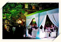 The Carolina Inn, Chapel Hill Reception #wedding