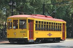 Little Rock streetcar 408 - Arkansas - community action for sustainability - CASwiki Arkansas, Attraction, Stuff To Do, Things To Do, Rock Family, North Little Rock, Sustainability, Trip Advisor, North America