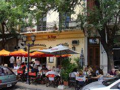 Mejor parrilla - La Raya Chile 318; San Telmo Buenos Aires