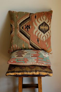 Kilim Pillow Cover $67.00