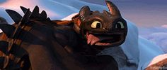my gifs how to train your dragon httyd toothless httyd 2 httyd2