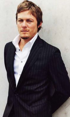 Norman Reedus...the things I would do to this man... I should be ashamed, but I'm not ;)