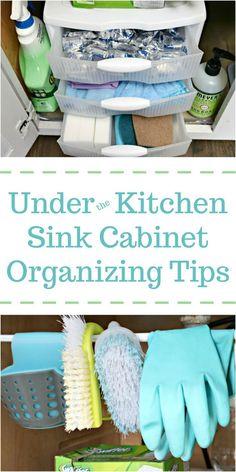 ikea kitchen Under the Kitchen Sink Cabinet Organization Tips via Ikea Kitchen Sink, Under Kitchen Sinks, Kitchen Sink Faucets, New Kitchen, Kitchen Tips, Summer Kitchen, Kitchen Products, Kitchen Redo, Kitchen Stuff