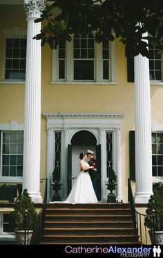 Oatlands Plantation Wedding Photography   Leesburg Wedding Photographer   Dan and Lariah Day After Session » Catherine Alexander Photography   Greenville NC Wedding and Portrait Photographer
