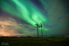 This is where they make the electricity (above the sky) major activity last night but it was really cloudy and heavy rain in Reykjavík so i drove just out side the city and there she was just waiting for me :) but soon the rain found me again :/  but man do i love nights like this