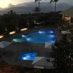 We're coming at you live from Maui this week ... #paradise #itsmytriangle #livelife #doeverything #hotelwailea