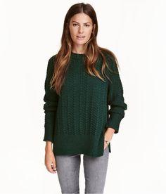Pullover grün -  H&M