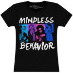 Mindless Behavior Blocks Photo T-Shirt $25.00