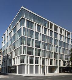 Mecanoo  Namdeamun Office Building  Seoul 2  Architektur