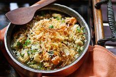 Vegetable Biryani by veggiebelly #Biryani #Rice #veggiebelly