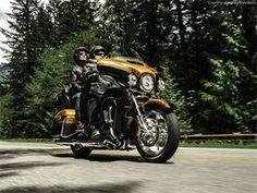 2015 Harley-Davidson CVO First Looks