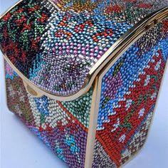 Judith Leiber vintage purse