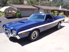 This one is MINE! 1972 Ford Ranchero GT
