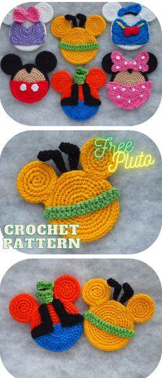 Easy Crochet Patterns, Craft Patterns, Crochet Ideas, Knitting Patterns, Crochet Gifts, Crochet Toys, Free Crochet, Knit Crochet, Handmade Ideas