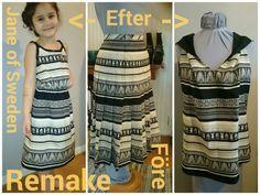 f9bee35e2d78 Har köpt en plisserad kjol i secondhand butik, återbrukat kjolen till 2 nys  plagg,