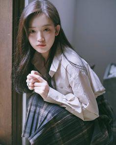Cute Asian Girls, Beautiful Asian Girls, Cute Girls, Korean Beauty, Asian Beauty, Poses References, Ulzzang Korean Girl, Japan Girl, Cute Korean