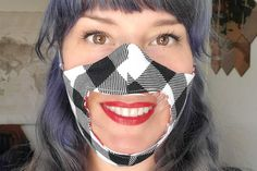 Diy Mask, Diy Face Mask, Cricut, Clear Face Mask, Mask Template, Pregnant Couple, Homemade Face Masks, Fashion Face Mask, Sewing Patterns Free