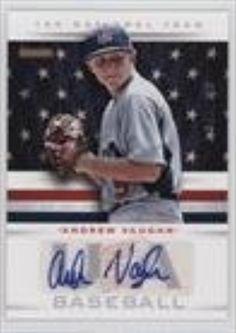 Andrew Vaughn #/299 (Baseball Card) 2013 Panini USA Baseball Box Set 15U National Team Autographs #19 -- Awesome products selected by Anna Churchill