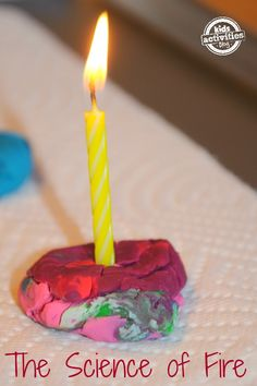 Super fun #science #experiments for #kids - The Science of Fire - http://kidsactivitiesblog.com/47158/science-of-fire