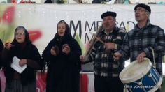 Tricanas Poveiras cantaram as Janeiras no Mercado Municipal