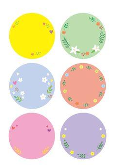 동물 이름표 도안 (무료공유) : 네이버 블로그 - Foto Eid Stickers, Cute Stickers, Planner Stickers, Eid Crafts, Paper Crafts, School Labels, Note Paper, Writing Paper, Collage Sheet