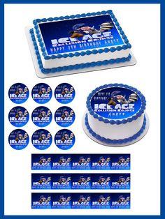 Chuggington Trains 1 Edible Birthday Cake Topper OR Cupcake Topper