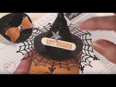 *Video* – Halloween Ideas with Janet Baker | StampingJill.com - Jill Olsen, Stampin' Up! Demonstrator
