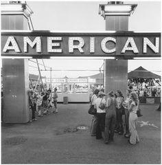 Minnesota St Fair, 1976. Tirage gélatino-argentique moderne 27,9 x 35,3 cm N°1/15 ©Tom Arndt/Courtesy Les Douches La Galerie