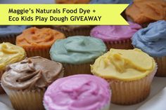 Giveaway: Eco Kids Art Supplies and Maggies Naturals Food Dyes