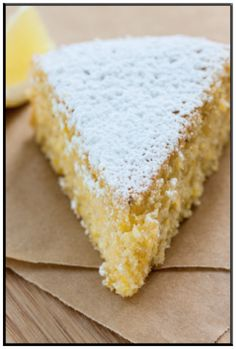Gluten Free Lemon and polenta cake with lemon vodka cream   http://www.ibssanoplus.com/low_fodmap_gluten_free_lemon_polenta_cake.html