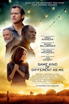 Same Kind of Different as Me (2017) Full Movie Streaming HD
