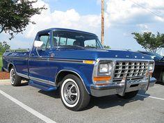 Ford F100 XLT Pickup | by V8 Power