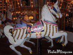 horse carousel disney - Yahoo Image Search Results