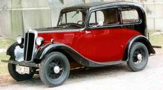 File:Morris 8 1936.jpg~The Morris Eight is a small car which was produced by Morris Motors from 1935 to 1948. It was inspired by the sales popularity of the similarly shaped Ford Model Y. The success of the car enabled Morris to regain its position as Britain's largest motor manufacturer.