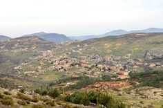 LEBANON, TOWN OF BAROUK ,Barouk (Barouk National Reserve)