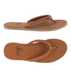 Caramel Leather Flip Flop | Sseko Designs, 70.